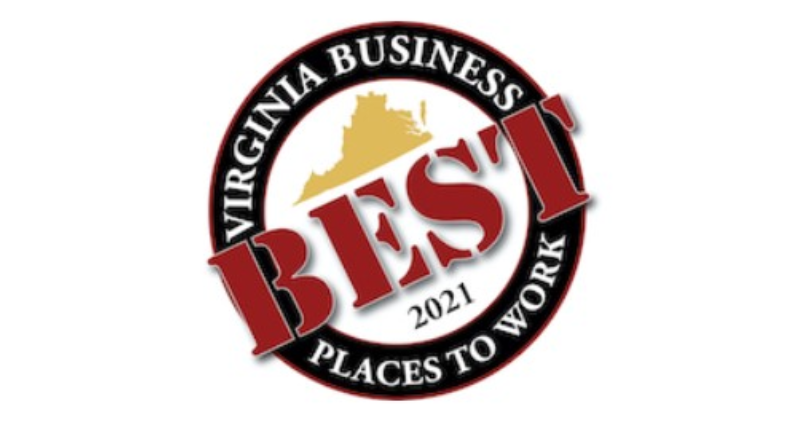 2021 Best Place to Work