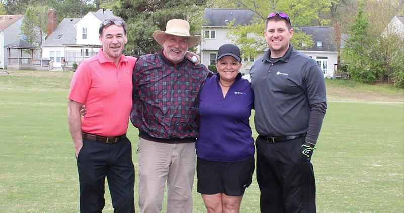 Team Syncon represents at the ABC Golf Tournament!
